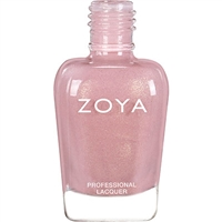 ZOYA Corinna Naked Pink Blush Nail Polish | Pink Fingernail Polish, Safer Nail Enamels, Natural Make Up