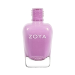 ZOYA Libby Milky Lavender Jelly Nail Polish | Lavender Fingernail Polish, Safer Nail Enamels, Best Non-Toxic Nail Polishes