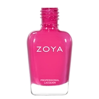 ZOYA Safer Alternative Nail Polish in Nana Deep Fuchsia | Pink Nail Polish, Safer Nail Enamels, Best Non-Toxic Nail Polishes