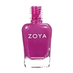 ZOYA Kennedy Pale French Beige Cream Nail Polish | Camphor Free Nail Polish, Safer Nail Enamels, Natural Make Up