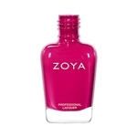 ZOYA Tatum Light Nude Cream Nail Polish | Neutral Fingernail Polish, Safer Nail Enamels, Natural Make Up