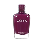 ZOYA Professional Nail Lacquer Rayne Spring Blue Metallic | Camphor Free Nail Polish, Safer Nail Enamels, Natural Make Up