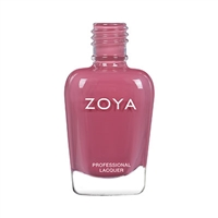 ZOYA Nail Lacquer Ruthie Raspberry Rose Cream | Pink Nail Polish, Safer Nail Enamels, Natural Make Up