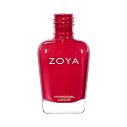 ZOYA Professional Nail Lacquer Kerry Yellow Gold Foil Metallic | Camphor Free Nail Polish, Safer Nail Enamels, Natural Make Up