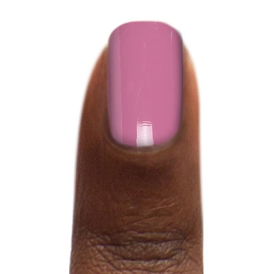 Zoya Jenna Dusty Rose Pink Cream Nail Polish Pink Fingernail
