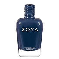 Zoya Blue Sky Metallic Silver Shimmer Nail Polish | Toxic Free Nail Polish, Safer Nail Enamels, Natural Make Up