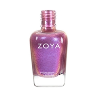 ZOYA Leisel Sheer Metallic Nail Polish | Metallic Fingernail Polish, Safer Nail Enamels, Natural Make Up