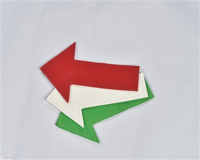 Velcro Foot Placement Arrows for Cartwheels
