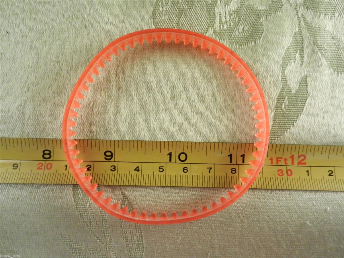 "Sewing Machine Lug Belt 10-5//8/"" 270mm"