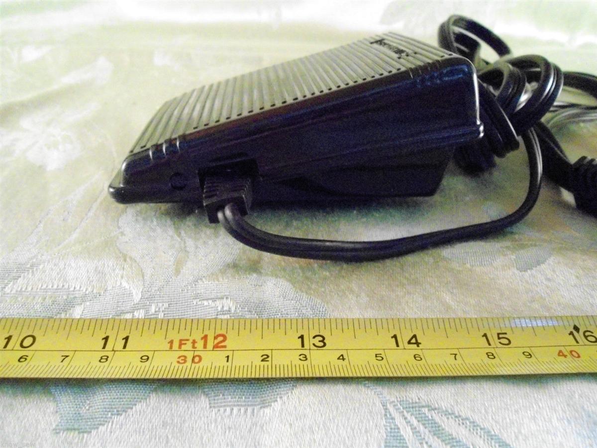 Foot Control Pedal Cord Fits Bernina Bernette 334ds 335d Mo334 Viking Model 5530 6030 6430 Sewing Machine Threading Diagram Mo334d Mo334ds
