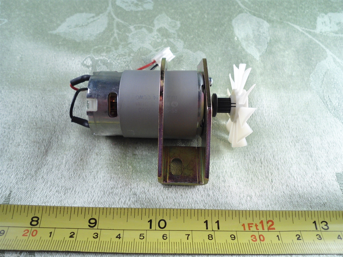 SE-270D Machine Motor # XC3798021 fits Brother NV500D