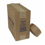 "TAPE, GUMMED, 60# PAPER, 3"" X 600', 10/CASE KRAFT"