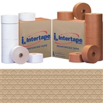 "TAPE, GUMMED, REINFORCED, 2-3/4"" X 600', 10/CASE KRAFT"