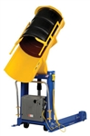 "DRUM DUMPER, PORTABLE, 750 LB CAPACITY, 60"" DUMP HEIGHT, 115V"