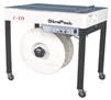 STRAPACK i-10 STRAPPING MACHINE, SEMI-AUTOMATIC, STANDARD MODEL