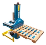 LIFT PILOT FLOOR LEVEL PALLET LIFTER, 2500 POUND CAPACITY, 115 VAC