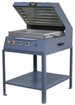 MANUAL SKIN PKG MACHINE 18 X 24 WITH FLOOR STAND