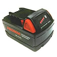 BATTERY, 18 VDC 4.0Ah, FROMM P318, P326, P327, P328 AND P329 MODELS