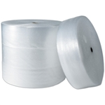 "BUBBLE, POLY, 1/2"", 12""x125', 12"" PERF., 4 ROLLS/BNDL"