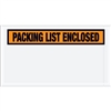 "5 1/2"" x 10"" Orange ""Packing List Enclosed"" Envelopes 1000/Case"