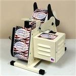 "TAL450E TAL450E LABEL DISPENSER W/EYE, 4.5"" WIDE, 12""OD, 1"" OR 3"" ID"