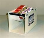 "TAL5M LABEL DISPENSER, MANUAL, 5"" WIDE, 1"" OR 3"" CORE"