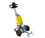 ELECTRIC TUGGER, CAPACITY 2200 POUNDS, BATTERY, CHARGER AND STANDARD HOOK