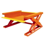 "LIFT TABLE, FLOOR LEVEL, 2000 LB, 44"" X 48"" PLATFORM"