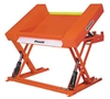 "LIFT & TILT TABLE, FLOOR LEVEL, 2000 LB, 44"" X 48"" PLATFORM"