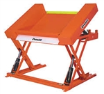 "LIFT & TILT TABLE, FLOOR LEVEL, 4000 LB, 44"" X 48"" PLATFORM"