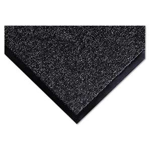 CROWN MATS & MATTING Fore-Runner Outdoor Scraper Mat, Polypropylene, 36 x 60, Gray