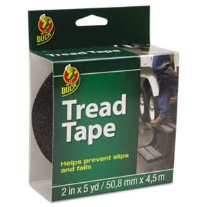 "SHURTECH Tread Tape, 2"" x 5yds, 3"" Core"