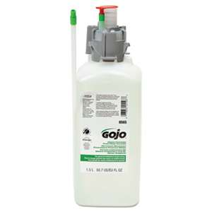 GO-JO INDUSTRIES CX & CXI Green Certified Foam Hand Cleaner, Unscented Foam, 1500mL Refill