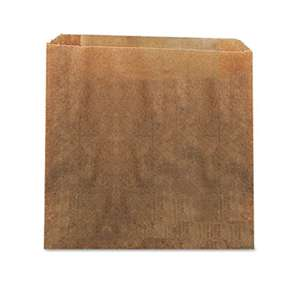 Hospital Specialty Co 6141 Waxed Kraft Liners, 9 x 10 x 3 1/4, 250/Carton