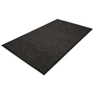 MILLENNIUM MAT COMPANY Golden Series Indoor Wiper Mat, Polypropylene, 36 x 60, Charcoal