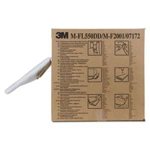 3M/COMMERCIAL TAPE DIV. Sorbent, High-Capacity, Folded Maintenance, 10.5gal Capacity, 1 Roll/Box