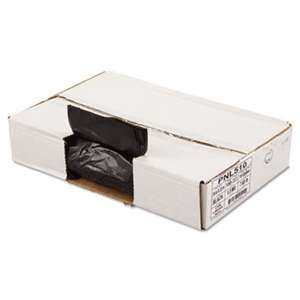 Penny Lane 510 Linear Low Density Can Liners, 24 x 32, Black, 150/Carton