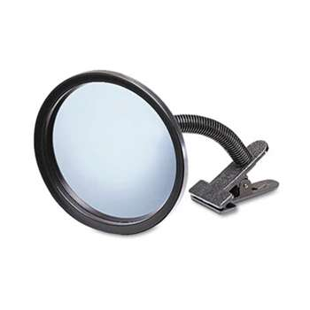 "SEE ALL INDUSTRIES, INC. Portable Convex Security Mirror, 7"" dia."