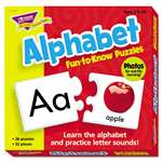 TREND ENTERPRISES, INC. Fun to Know Puzzles, Alphabet