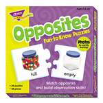 TREND ENTERPRISES, INC. Fun to Know Puzzles, Opposites