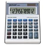 VICTOR TECHNOLOGIES 6500 Executive Desktop Loan Calculator, 12-Digit LCD