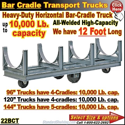 22BCT / Bar & Pipe Cradle Truck