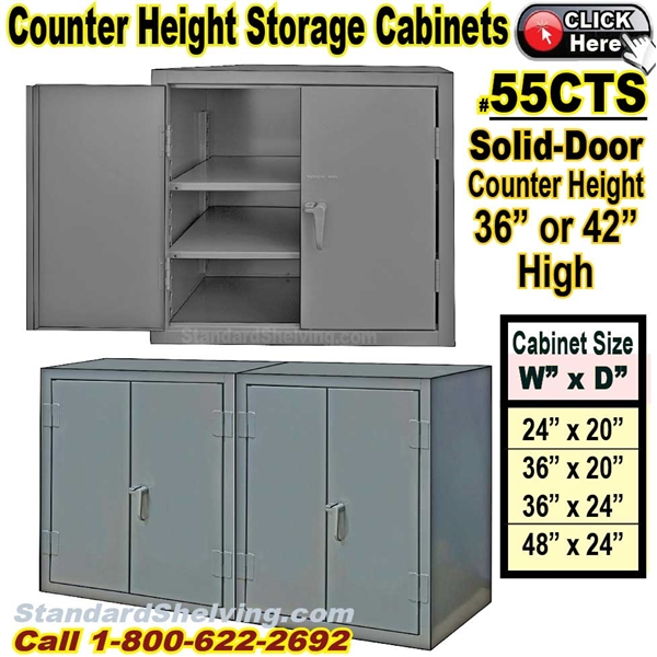 (PRODUCT ...  sc 1 st  Industrial Shelving Storage & Counter Height Storage Cabinets