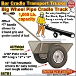 66TB1 / Bar & Pipe Transport Cart