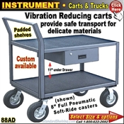88AD / INSTRUMENT TRUCK WITH DRAWER
