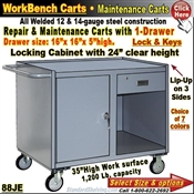 88JE / Repair & Maintenance Carts