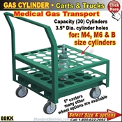 88KK / Medical Gas-Cylinder Cart