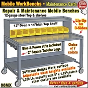 88MX / Mobile WorkBenches