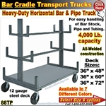 88TP / Bar & Pipe Transport Truck