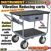 88TW / INSTRUMENT CART with DRAWER